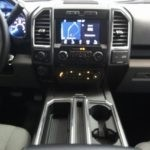 Interior technology of 2016 Ford F-150