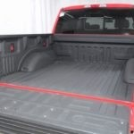 Truck bed of 2016 Ford F-150 XLT
