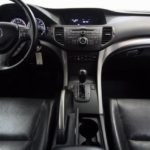Interior technology 2009 Acura TSX at Red Noland Used