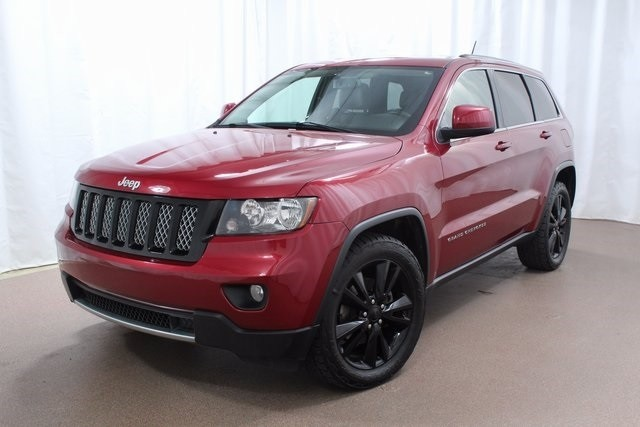 Powerful 2012 Jeep Grand Cherokee For Sale Red Noland PreOwned