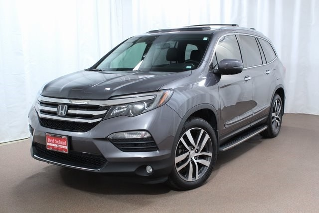2016 Honda Pilot For Sale Red Noland Used