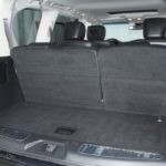 Cargo Space 2017 Nissan Armada for sale Red Noland Pre-Owned