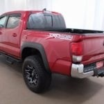 2017 Toyota Tacoma Pickup Truck For Sale Red Noland Used