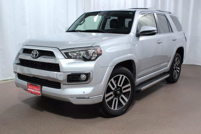 Rugged Used 2014 Toyota 4runner For Sale In Colorado Springs