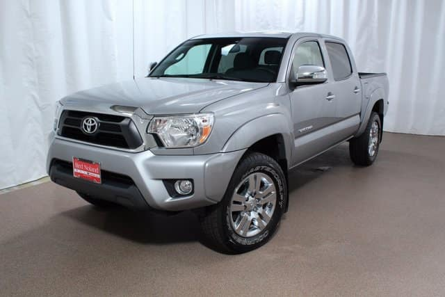 Capable 2014 Toyota Tacoma For Sale Red Noland Used