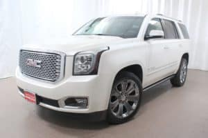 2015 GMC Yukon Denali for Sale at Red Noland Preowned Colorado Springs