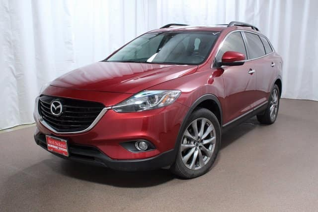 2015 Mazda CX-9 SUV for sale Red Noland Used