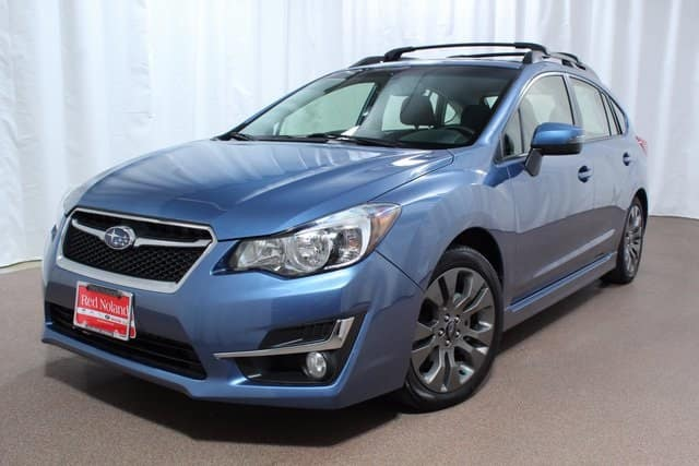 2016 Subaru Impreza For Sale Red Noland Pre-Owned