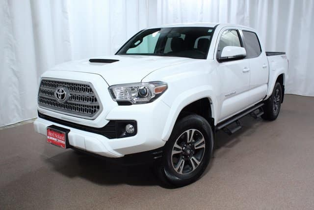 Low mileage 2017 Toyota Tacoma for sale