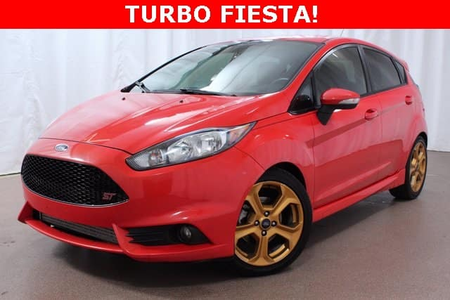 2014 Ford Fiesta for sale at Red Noland Pre-Owned