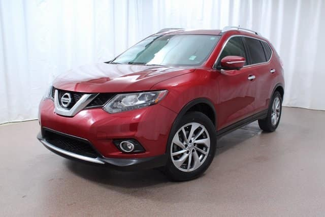 Used 2015 Nissan Rogue For Sale Red Noland Pre-Owned Colorado