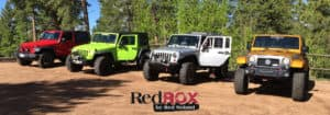 RedRox Off Road Jeep By Red Noland In Colorado Springs