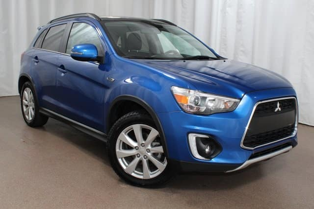 2015 Mitsubishi Outlander Sport GT for sale at Red Noland Pre-Owned