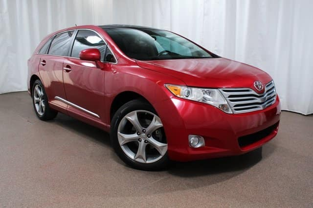 2012 Toyota Venza For Sale At Red Noland Used Colorado Springs