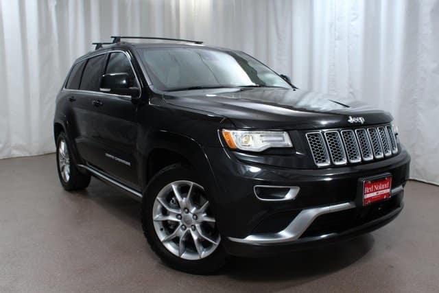 Luxurious 2015 Jeep Cherokee Summit for sale