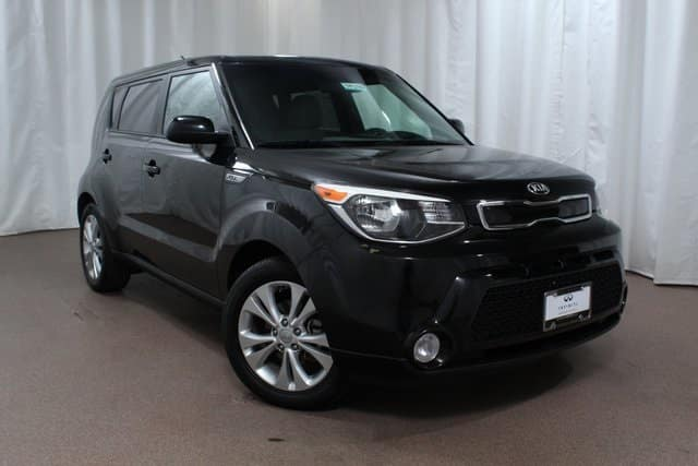 Efficient 2016 Kia Soul Plus for sale