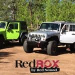 Red Noland Red Rox Edition Jeeps