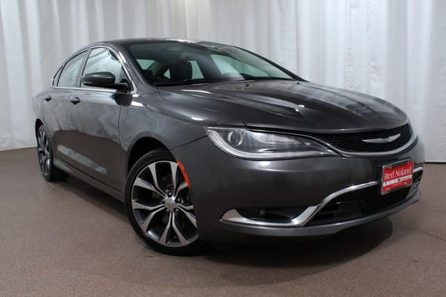 2015 Chrysler 200 C for sale