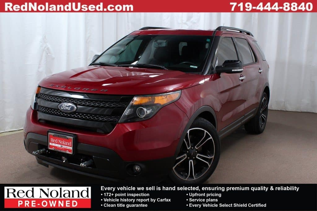 2014 Ford Explorer Sport For Sale >> Gently Used 2014 Ford Explorer Sport Awd Suv For Sale
