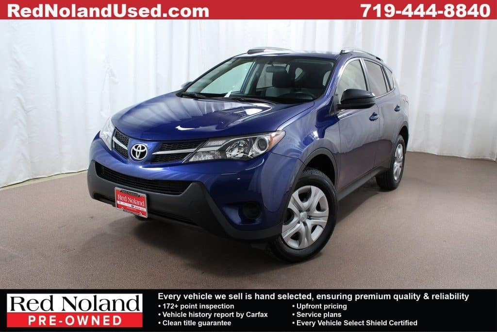 2015 Toyota RAV4 for sale