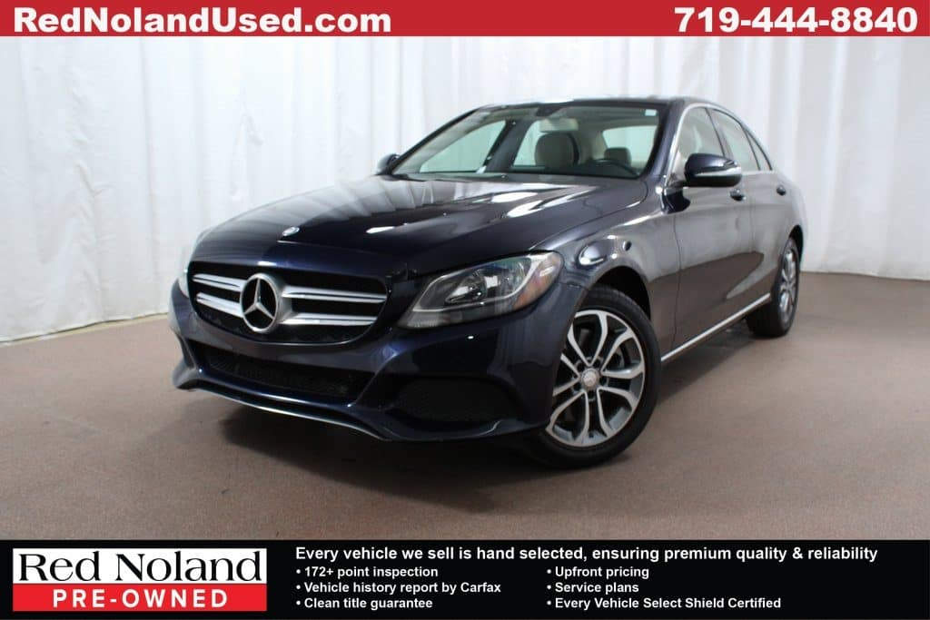 Luxurious And Gently Used 2015 Mercedes Benz C Class For Sale Colorado