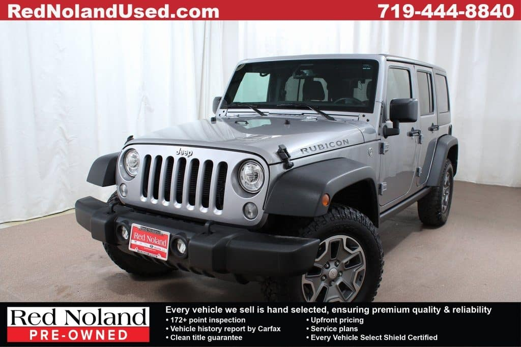 2017 Jeep Wrangler Unlimited Rubicon for sale