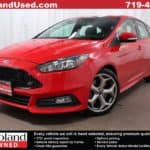 2016 Ford Focus for sale