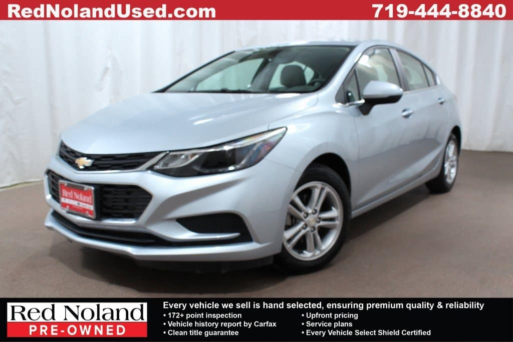 2017 Chevy Cruze for sale