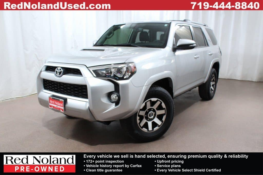 2017 Toyota 4Runner for sale