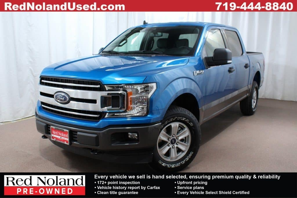2019 Ford F-150 XLT for sale
