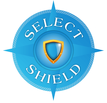 Select Shield logo