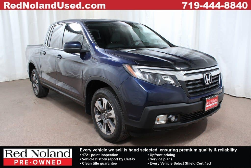 2017 Honda Ridgeline for sale
