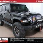 2018 Jeep Wrangler Unlimited Sahara for sale