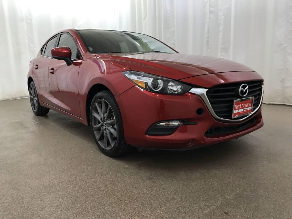 2018 Mazda3 Touring for sale
