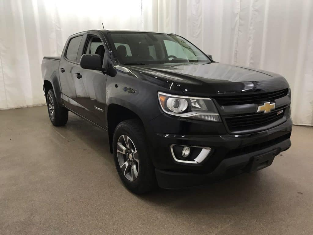 CPO 2015 Chevrolet Colorado for sale
