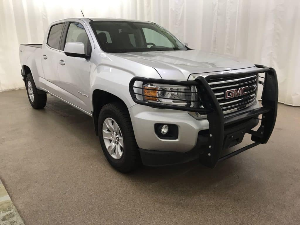 Gently used 2015 GMC Canyon for sale