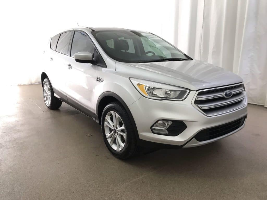 2017 Ford Escape efficient crossover SUV