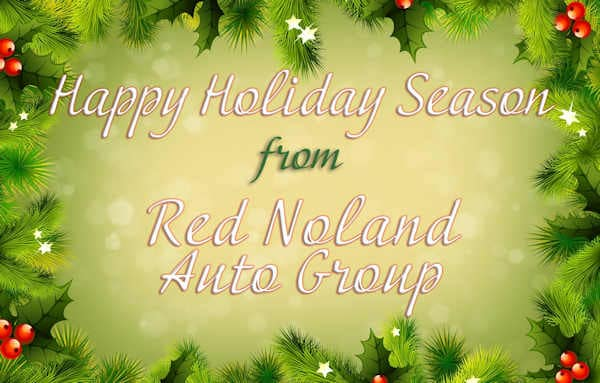 Red Noland Used Holiday Hours