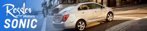 Chevrolet Sonic Ressler Motors