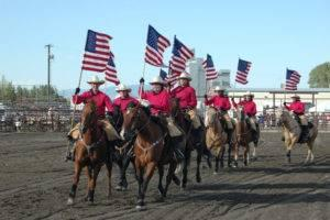 Bozeman Saddle Ites Mounted Drill Team Ressler Motors