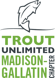 madison gallatin trout unlimited logo