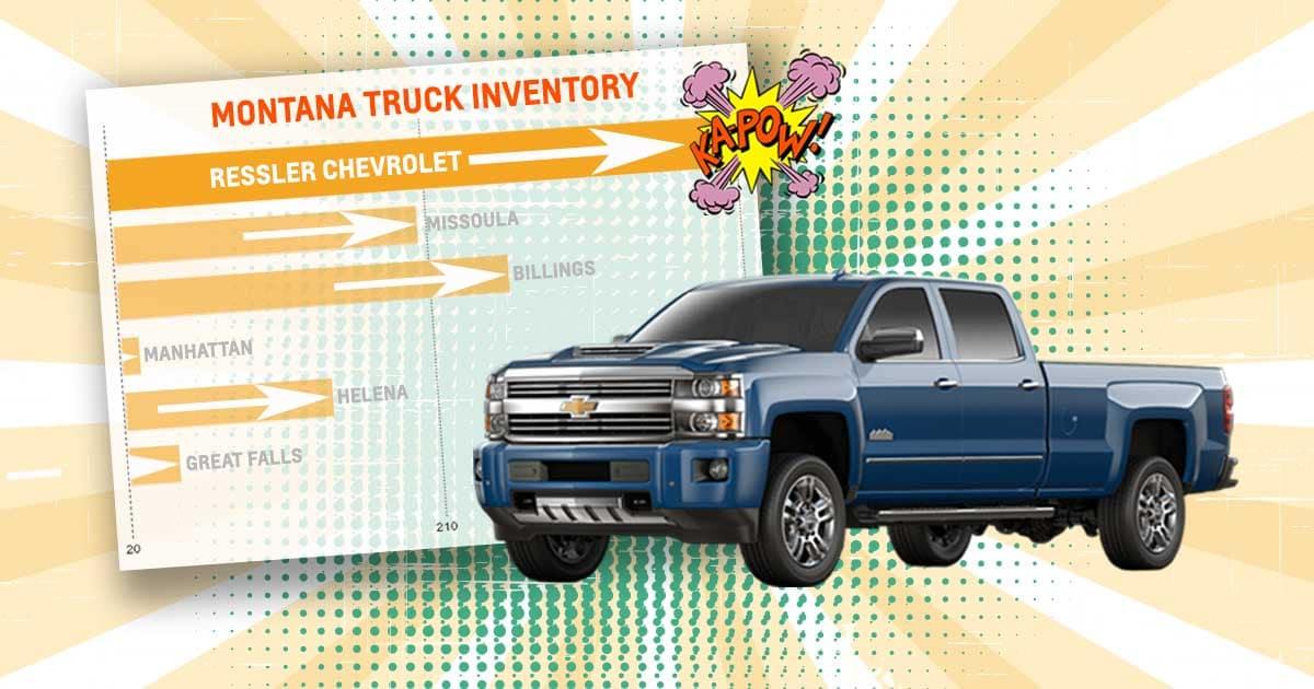 chevrolet truck inventory