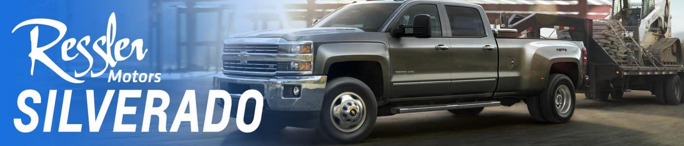 chevrolet diesel truck