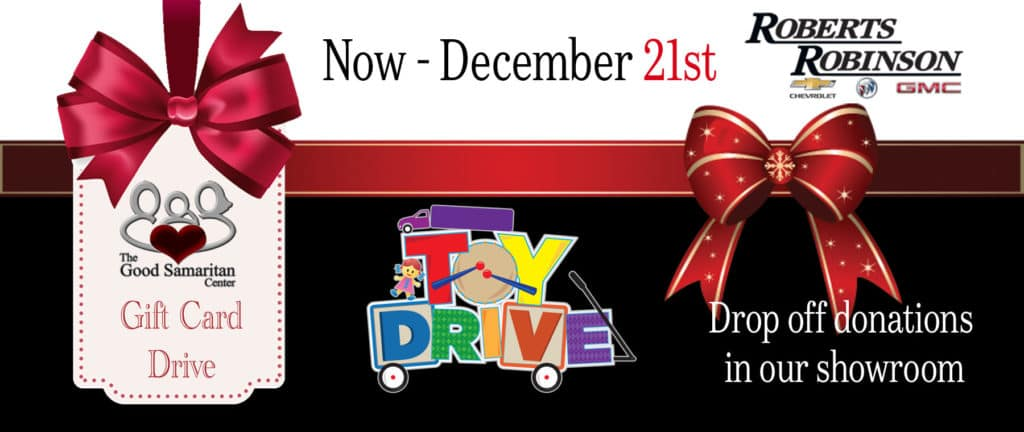 Annual Toy and Gift Card Drive