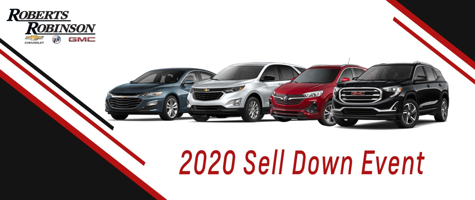 2020 Sell Down Event