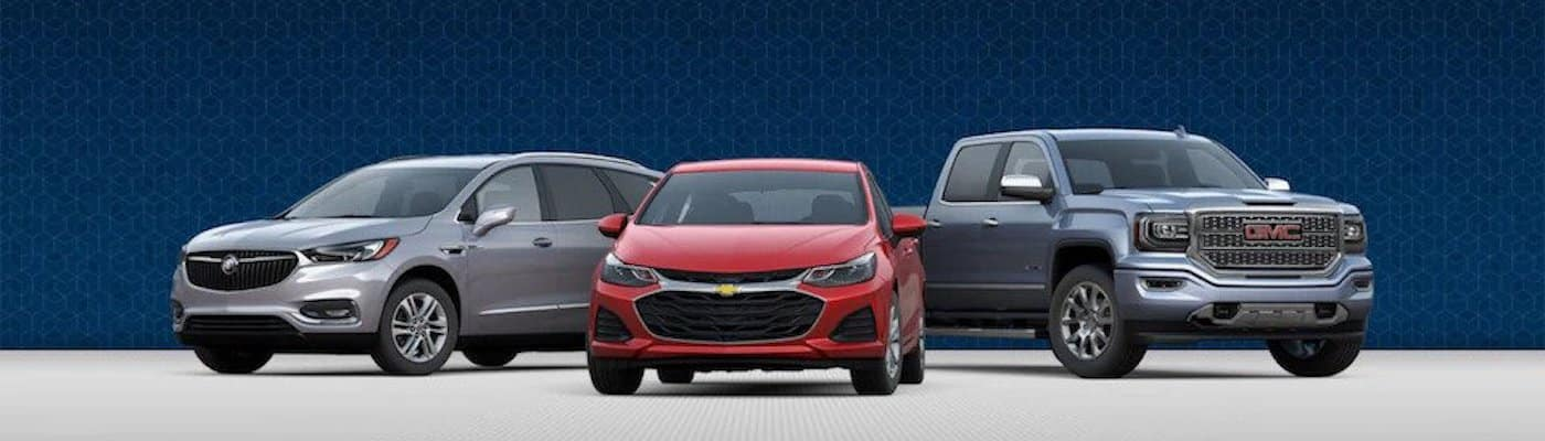 Chevy, Buick, GMC models