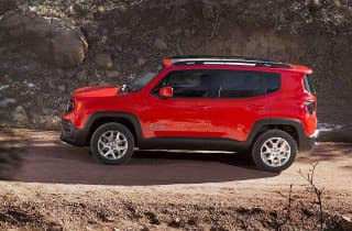 2018 Jeep Renegade Latitude - Lease for just $177/month!