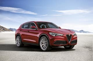 2018 Alfa Romeo Stelvio Ti AWD - Lease for $399/month!