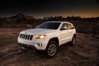 2018 Jeep Grand Cherokee Limited - Lease for $287/month