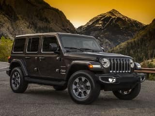 2018 Jeep Wrangler Unlimited Sport -  Lease for $294/month!